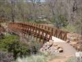 Image for Elk Mountain Trail footbridge - Oklahoma