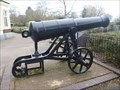 Image for Russian Cannon - Brampton Park - Newcastle-under-Lyme, Staffordshire, UK.