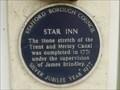 Image for The Star Inn - Stone, Stoke-on-Trent, Staffordshire, UK.