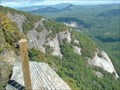 Image for Fool's Rock at Whiteside Mountain