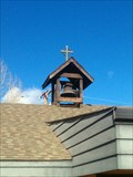 Image for St. Michael's Episcopal Church Bell Tower - Alturas, CA
