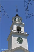 Image for Allin Congregational Church Tower - Dedham, MA