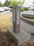 Image for Bellingham Willamette Meridian Marker