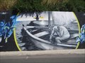 Image for Graffiti Wall at Vila Franca  Xira - Portugal