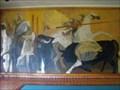 Image for Quixote mural - Santa Barbara, California