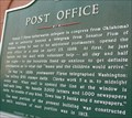 Image for Post Office - Guthrie, OK
