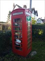 Image for Red Telephone Box - Burstall, Suffolk