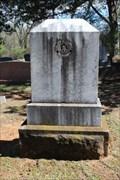 Image for J.T. Deupree - Davis Cemetery - Henderson County, TX