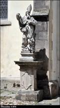 Image for St. Augustine / Sv. Augustýn - Chrám Panny Marie královny a Sv. Jiljí (Trebon, South Bohemia)