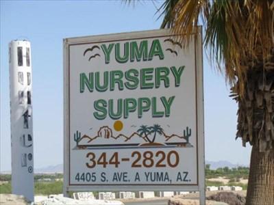 Yuma Nursery Az Greenhouses And Nur On Waymarking