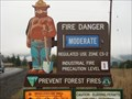 Image for Smokey Bear  -  Myrtle Point, OR