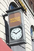 Image for Wells Fargo Clock - Berkeley, CA