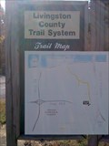 Image for You Are Here Trailhead @ Livingston County Trail System