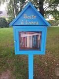 Image for Fureur de lire : La boite à livre - Polleur (Theux)