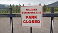 Image for Milltown Reservoir Sediments - Milltown, MT