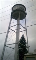 Image for Hubbard Water Tower - Hubbard, OR