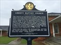 Image for Liberty Baptist Church - Pansey, AL