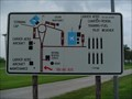 """Image for Davenport Municipal Airport """"you are here"""" map."""