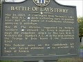 Image for BATTLE OF LAY'S FERRY-GHM 064-19
