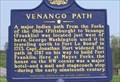 Image for Venango Path - Northern Marker