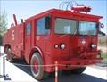 Image for Oshkosh P-4 Crash Rescue Fire Truck- Palmdale, California