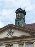 Image for Town Clock - Neues Rathaus - Esslingen, Germany, BW