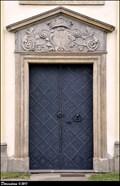 Image for Baroque portal of Our Lady of the Seven Sorrows Church / Barokní portál kostela Panny Marie Sedmibolestné - Pardubice (East Bohemia)