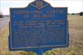 Image for Geographic Center Of Delaware (KC-57) - Felton, DE
