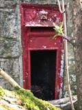 Image for Victorian Wall Post Box - Roydon Hall - East Peckham - Kent - UK