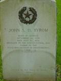 Image for John S. D. Byrom