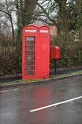 Image for Red telephone Box - Grandborough, Warwickshire, CV23 8DQ