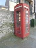 Image for Red Telephone Box, Denbigh, Denbighshire, Wales