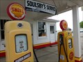 Image for Shell Gasoline Pumps - Mount Olive, Illinois, USA