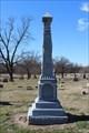 Image for Jones Family - West Hill Cemetery - Sherman, TX