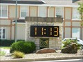 Image for MidWestOne Bank Time & Temp - Oskaloosa, Ia.