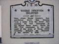 Image for WHERE HOUSTON ENLISTED ~ 1 E 16