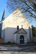 Image for Église Saint-Séverin - Fontenay-sur-Eure, France