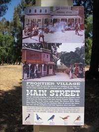 Information Sign, Edenvale Garden Park, San Jose, CA
