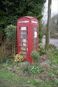 Image for Red Telephone Box - Fillongley, Warwickshire, CV7 8DN
