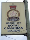 "Image for ""Royal Canadian Legion Branch 260"" - 100 Mile House, British Columbia"