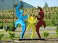 Image for Westwood Elementary School Sculpture - West Jefferson, North Carolina