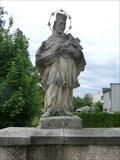 Image for St. John of Nepomuk // sv. Jan Nepomucký - Moravské Budejovice, Czech Republic