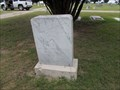 Image for Major Loring Shaw - Rosehill Cemetery - Ardmore, OK