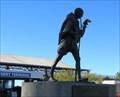 Image for Mohandas K. Gandhi (sculpture) - San Francisco, CA