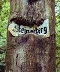 Image for Baum frisst Wegweiser - Mayschoß, Rheinlad-Pfalz, Germany
