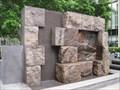 Image for Market St Stone Fountain - San Francisco, CA