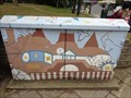 Image for Art Gallery - Painted Utility Box - Bournmouth, Dorset, UK.