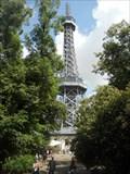 Image for Petrín Lookout Tower - Prague, Czech Republic