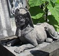 Image for Sphinx in the Cemetery - Caslano, TI, Switzerland
