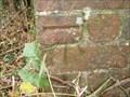 Image for Cut Bench Mark on Hammer Lane Bridge, Cowbeech, Sussex.
